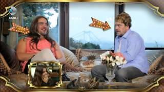 Beyaz Show Güneşin Kızları Özet 24.10.2015