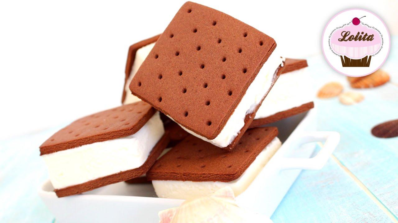 Resultado de imagen para sandwiches de helado