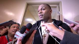 "Justin Brownlee on how long he wants to play for Ginebra: ""I wish forever"""