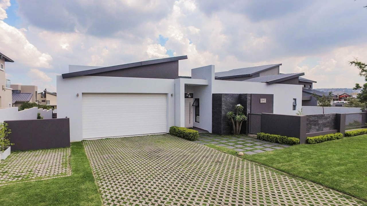 2 bedroom house for sale in gauteng midrand waterfall estate youtube for 7 bedroom homes for rent near me