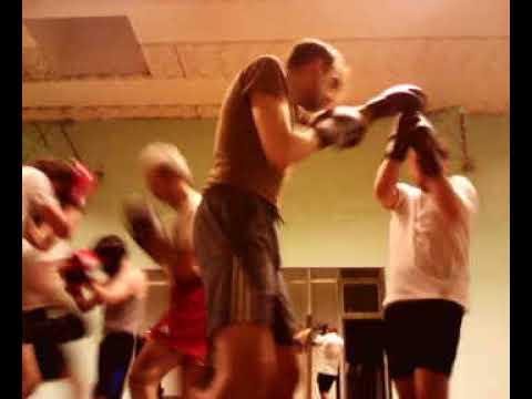 boxing workout january 05 2018 at sic paris 12 boxing club