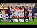 Kenan Karaman Header Gives Dusseldorf A 2-1 Win Over FC Schalke 04 | 2020 Bundesliga Highlights