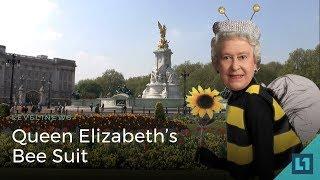 Level1 News December 19 2017: Queen Elizabeth's Bee Suit