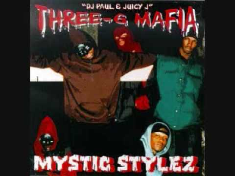 Three 6 MafiaBack Against da Wall