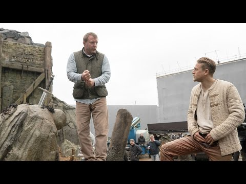 'King Arthur: Legend of the Sword' Behind The Scenes