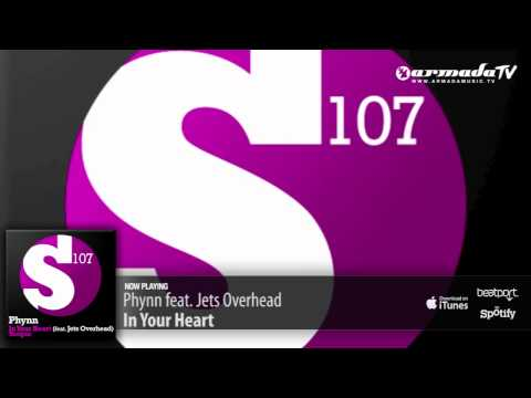 Phynn feat.  Jets Overhead -  In Your Heart  (Original Mix)