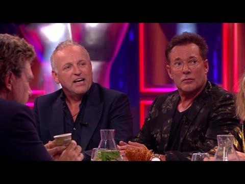 Geer en Goor herenigd op de rode stoel - RTL LATE NIGHT MET TWAN HUYS
