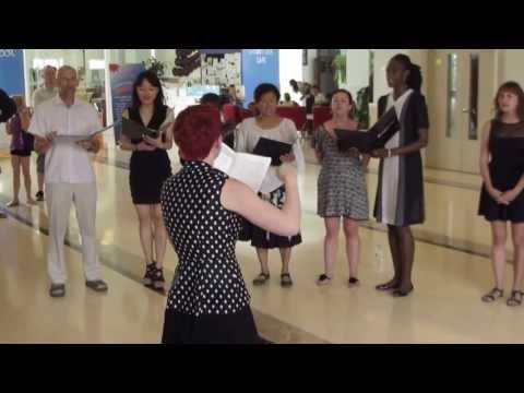 British School of Beijing staff choir