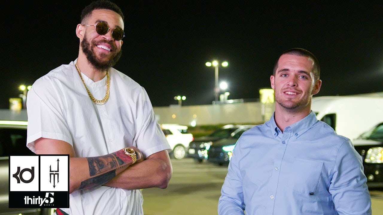 javale-mcgee-s-parking-lot-chronicles-episode-9-derek-carr-special-appearance-from-omri-casspi