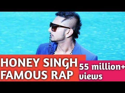 #honeysingh honey sing famous rap lyrics by Harsh Tiwari