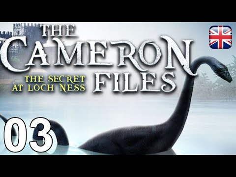 The Cameron Files: Secret at Loch Ness - [03] - [Wednesday] - English Walkthrough  - No Commentary |