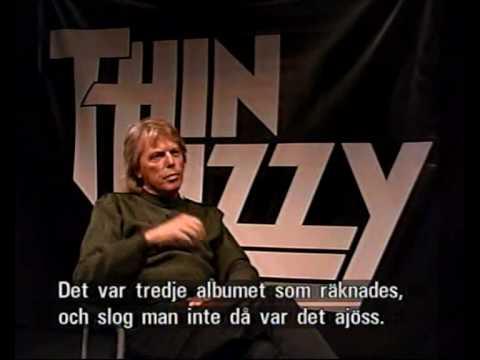 Thin Lizzy - Tv Documentary
