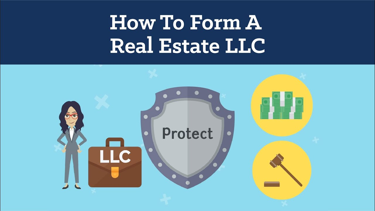 How To Form A Real Estate Llc Fortunebuilders