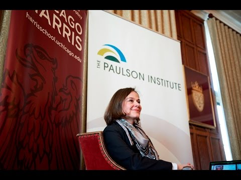 """Alison Friedman: """"An Insider's Perspective on the State of the Arts in China"""""""