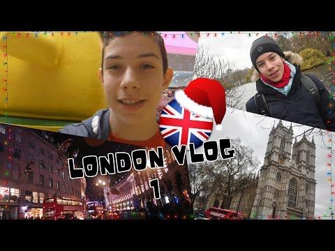 לונדון ולוג 1| נוחתים בלונדון!
