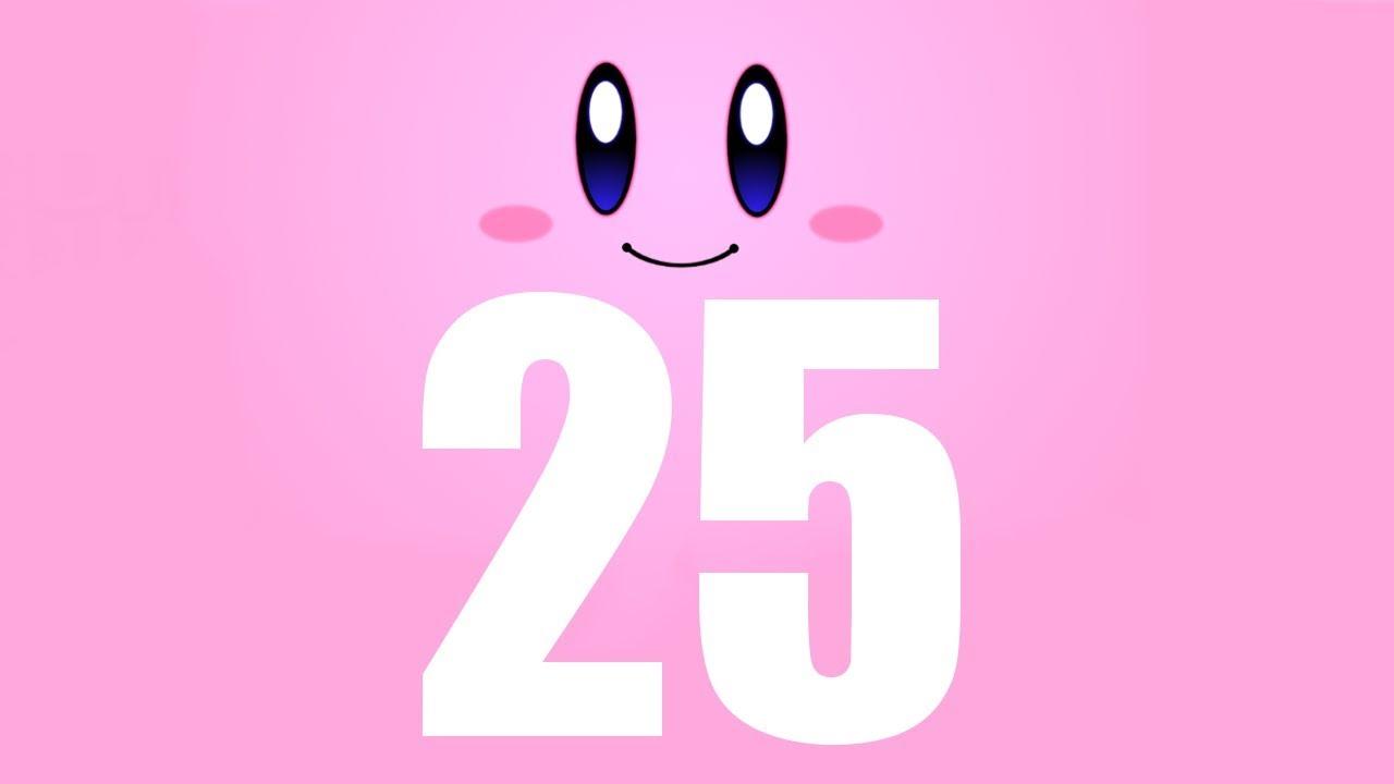 25 Curiosidades de Kirby