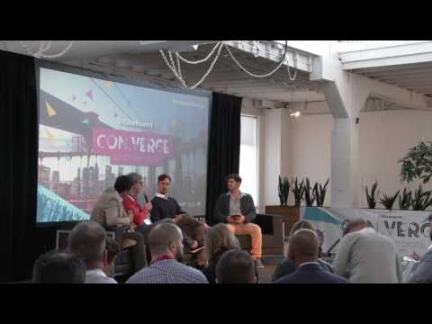Converge 2016 - Immersive Experiences: Changing (and Extending) the media industry