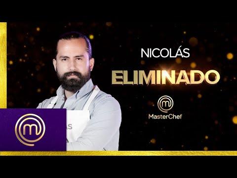 Nicolás es el quinto eliminado de MasterChef México 2020. | MasterChef México 2020