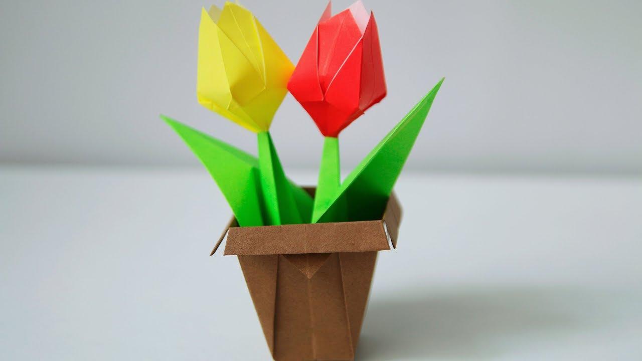 How to Make Beautiful Origami Kusudama Flowers | 720x1280