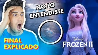 FROZEN 2 ❄️ FINAL EXPLICADO