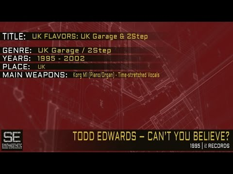 UK Flavors: UK Garage & 2Step