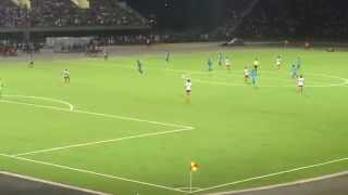 Cambodia Friendly Football May 2015 | Cambodia vs Japanese Selection team (MCL) Part 1