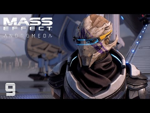 NEW SPACESHIP! - Mass Effect: Part 9