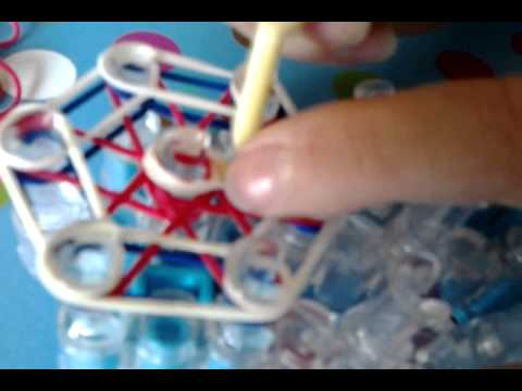 how to make rainbow loom charms youtube