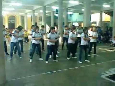 Múa dân vũ té nước trần bội cơ 9a12