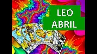 LEO Abril 2019: ¡Los planes toman forma!