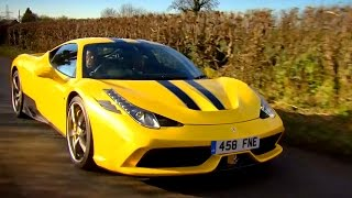 Ferrari vs Porsche With Chris Harris: Real Road Test - Fifth Gear