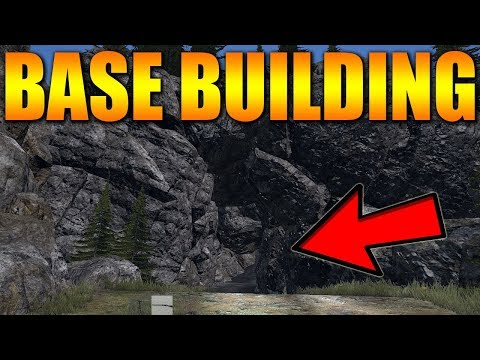 BASE BUILDING LIVE DayZ Xbox One Gameplay How To Build A Base - Best Base  Location