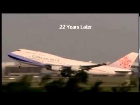 China Flight611 Crash Animation Youtube