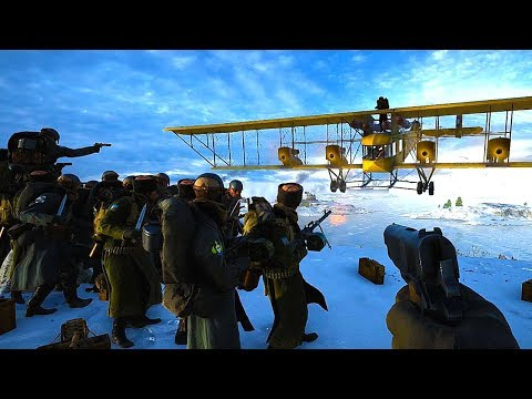 Battlefield 1 Epic 64 Man Destruction - BF1 multiplayer gameplay The DooM49ers