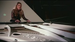 Repeat youtube video Ella Henderson performs 'Believe' on the Peugeot Design Lab Pleyel piano