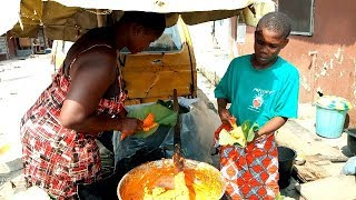 Watch the process of making Agidi Jollof.... You will be suprised!!!!