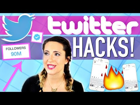 Twitter Hacks And Tricks You Didn