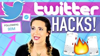 10 Twitter Hacks That ACTUALLY Work!