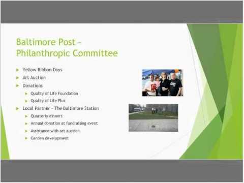 Assorted Programs – Baltimore Post