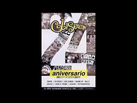 Coliseum 24 Aniversario - Dj Ricardo