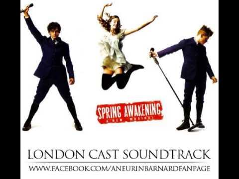 Spring Awakening London cast - Touch me
