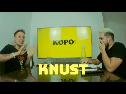 """KNUST: """"EU NUNCA VI A 1KILO COMO ALGO MEU"""" - KOPO Entrevista #7"""