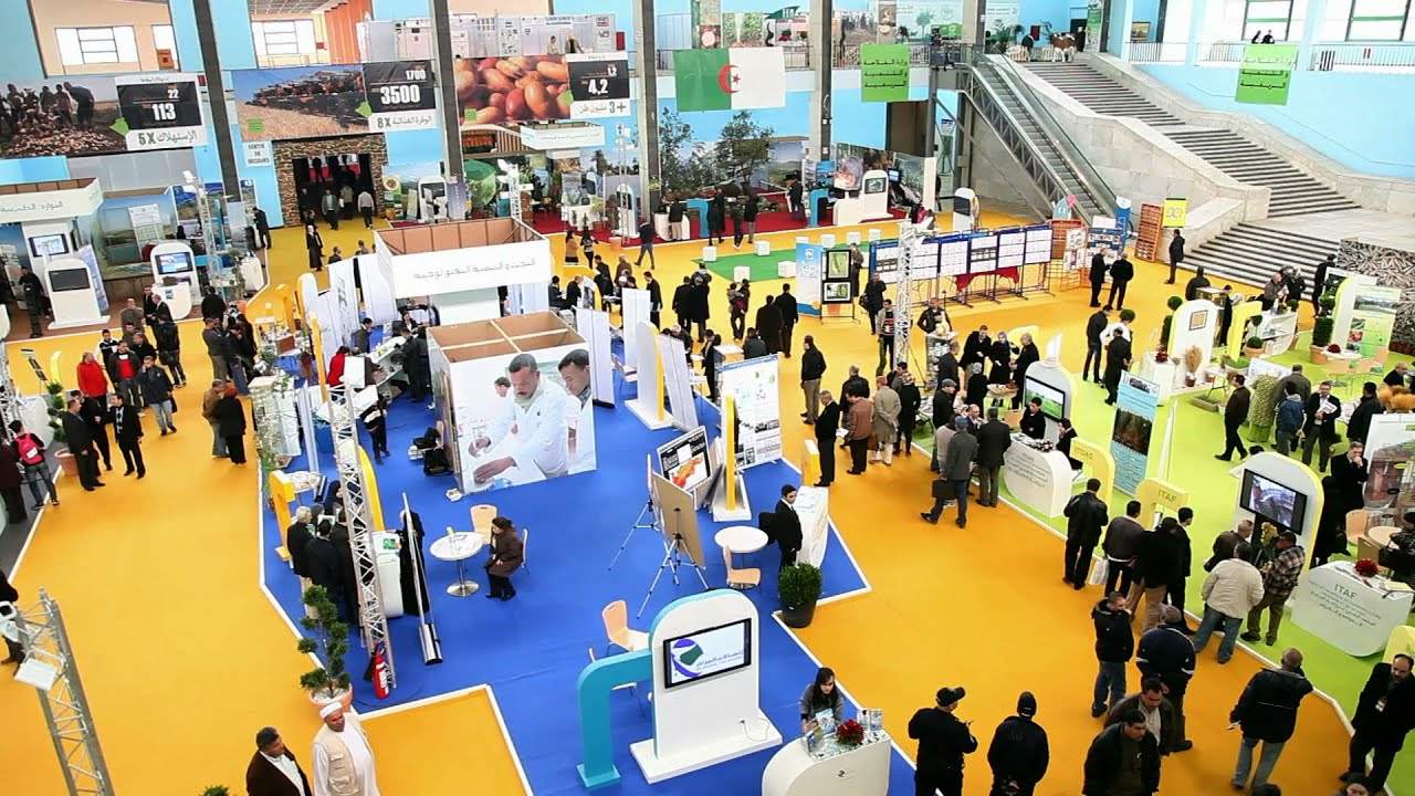 The Great Exhibition of Agriculture and Rural Development