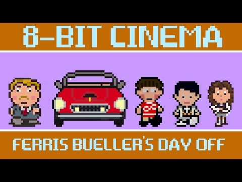 Ferris Bueller's Day Off - 8 Bit Cinema