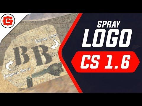 Как установить лого в CS 1.6