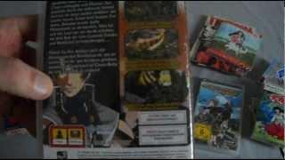 Unboxing - Videogames - PSP/WonderSwan + Anime DVD´s z.B Berserk uvm (German)