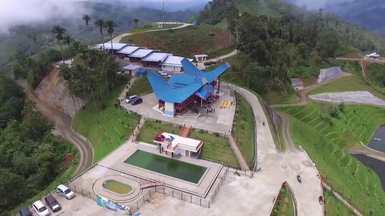 Villa Karomba Kab Pinrang Youtube
