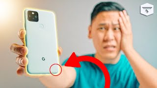 There's Something Wrong with the Hardware on the Google Pixel 5