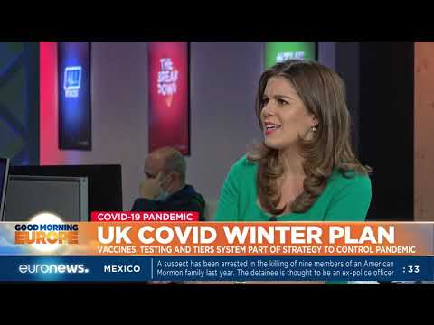 UK Covid winter plan: Vaccines, testing and tiers system part of strategy to control pandemic