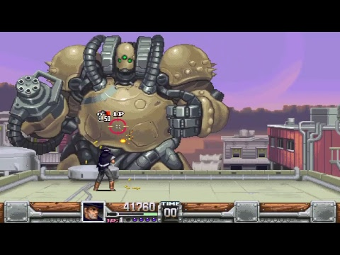 Wild Guns Reloaded: Lazy Edition |